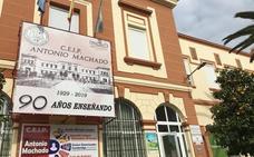 Exposiciones, literatura, música y jornadas en el 90 aniversario del colegio Antonio Machado de Almendralejo