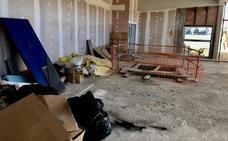 El SES espera que la cafetería del nuevo hospital de Cáceres pueda abrir antes del verano