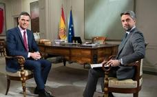 La entrevista menos vista de Pedro Sánchez