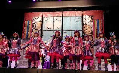 Así hemos narrado la primera noche del concurso de agrupaciones del Carnaval Romano