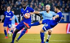 Schalke-Manchester City, en directo