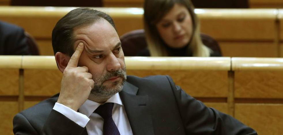 La Unidad de Asuntos Internos de la Policía investigará los insultos al ministro Ábalos