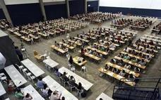 Los exámenes para las listas de espera de Administración General, del 23 de marzo al 13 de abril