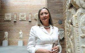 La directora del Museo Romano ofrece hoy una ponencia sobre los retratos masculinos