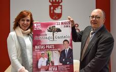 Hevia pondrá el toque musical al Premio Santiago Castelo