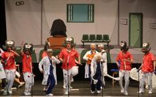 El cuarteto 'Los Yotuve' se estrena en la segunda semifinal del Carnaval Romano