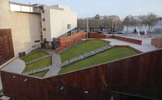 El Palacio de Congresos de Cáceres mejorará su auditorio exterior y su climatización
