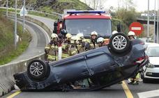 Hasta cuatro años de cárcel por fugarse en un accidente de tráfico