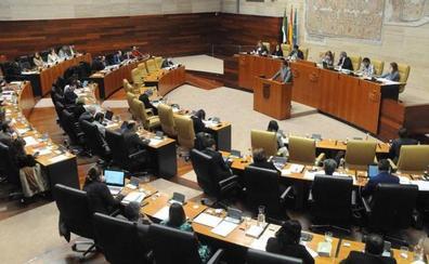 Los proyectos eólicos y la ley del juego responsable, a debate este jueves en la Asamblea