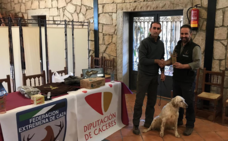 Manuel Ángel Silverio se proclama campeón de Extremadura de Becadas