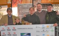 Parejo, campeón de Extremadura de Perdiz con Reclamo