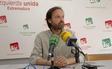 Álvaro Vázquez será el candidato de IU-Mérida y no descarta confluir con otros partidos