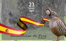 Navalvillar de Pela acoge mañana el Campeonato de España de Perdiz con Reclamo 2019