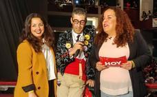 Guito, de La Mascarada: «He salido Gracias a 8 personas»