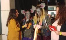 Alba, de las Murguer Queen: «Que se animen las murgas juveniles a subir»