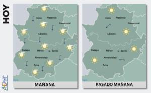 Temperaturas primaverales para este fin de semana en la región