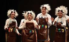 Los 400 niños de la cantera de murgas de Badajoz toman el López este fin de semana