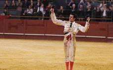 Emilio de Justo y Victorino emocionan en Vistalegre