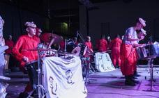 La comparsa Caribe gana la tamborada 2019 por delante de Vaivén y Yuyubas