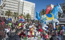 Instalarán bloques de hormigón en las calles para garantizar la seguridad en el Carnaval de Badajoz