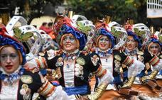 Todo el programa del Carnaval de Badajoz
