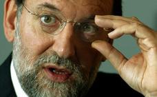 Rajoy reconstruye su actuación en el 'procés' en vísperas de testificar en el Supremo