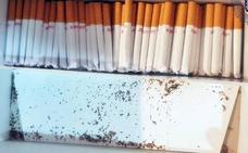 Intervienen 500 cigarros de fabricación casera en una tienda de chucherías cercana a un instituto de Badajoz