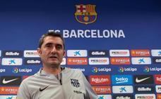 Valverde ironiza con Carvajal: «Fue una respuesta genial»