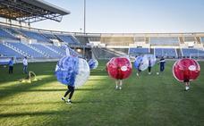 El Badajoz sigue en su burbuja