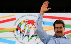 Maduro quiere negociar directamente con Trump