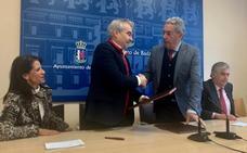 El Ayuntamiento de Badajoz y la Fundación CB firman un convenio de apoyo a eventos culturales