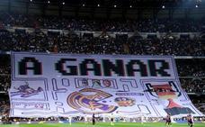 El Bernabéu presiona más que anima