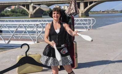 El circo llega a doce pueblos pacenses de la mano de la Diputación
