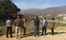 Reunión para agilizar el nuevo parque de bomberos en Jarandilla