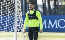 «Me gustaría retirarme en el Badajoz»