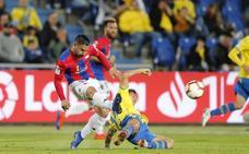 Así hemos narrado el partido Las Palmas-Extremadura