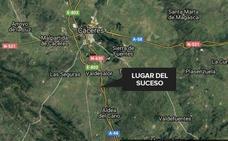 Tres años de cárcel para un hombre en Cáceres por llevar 10 kilos de hachís en un coche