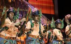 'Lokascotao' y 'La Marara' despuntan en una final del Carnaval Romano muy reñida