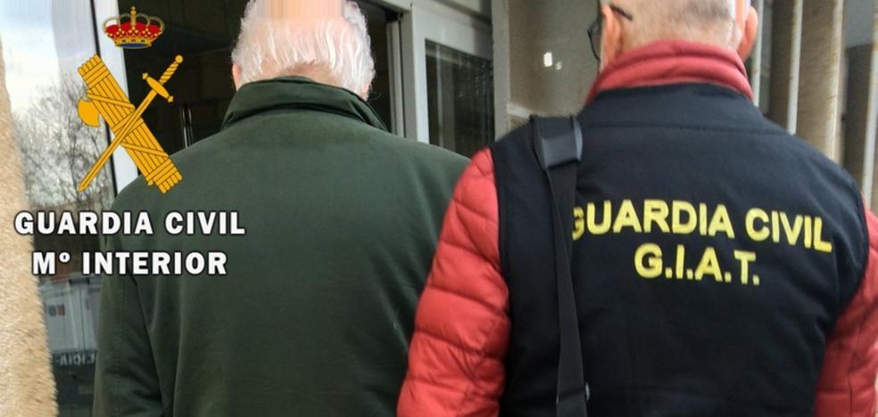 Detienen en Badajoz a un pederasta portugués que huyó en 2002 y cambió de identidad