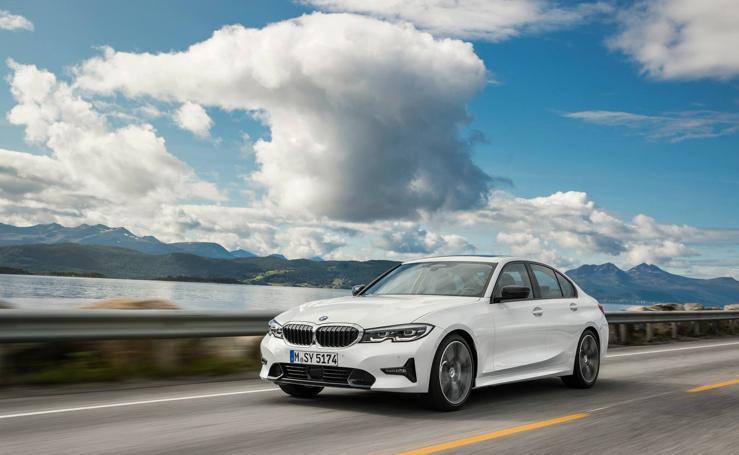 Imágenes del nuevo BMW Serie 3