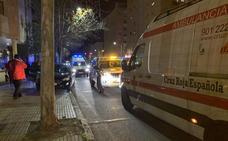 Un hombre de 72 años resulta herido tras un atropello en Badajoz