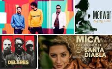 Delgres, Menwar, Colectivo Panamera y MICA se suman al Womad