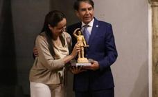 Jerez otorga a su cronista oficial, Feliciano Correa, la 'Medalla de Jerezano Ilustre'