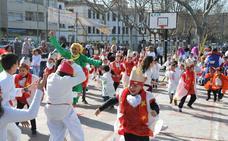 Plasencia se viste de carnaval