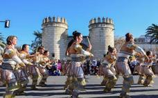 El 'sambódromo' llega para quedarse en el Carnaval de Badajoz