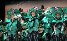 La comparsa Las Iguales y la chirigota La Marara ganan el concurso del Carnaval Romano
