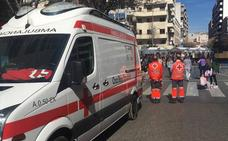 Cruz Roja realiza 117 asistencias en el desfile de comparsas del Carnaval de Badajoz