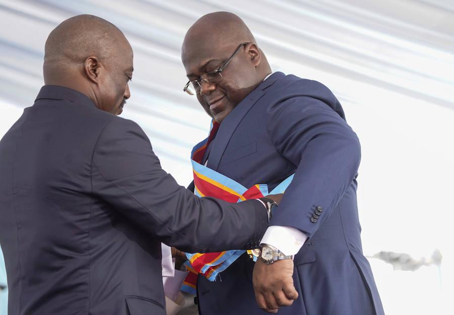 La República Democrática del Congo estrena gobierno