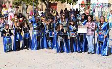 Trujillo vive un bonito día de Carnaval con los desfiles