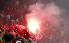 Un futbolista turco, acusado de agredir rivales con una cuchilla